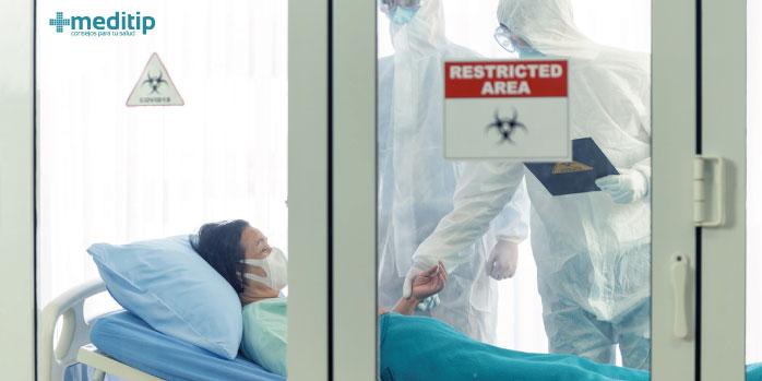 Paciente aislado por Covid-19: uso de antimicrobianos en pacientes con coronavirus