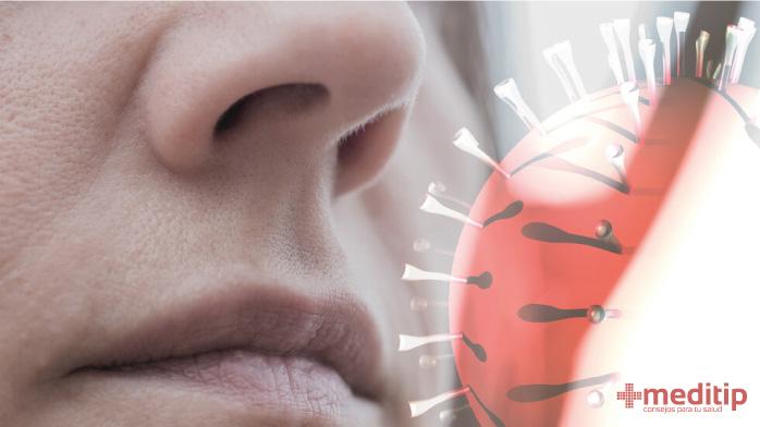 Mecanismo de transmisión de partículas en suspensión y microorganismos dañinos para la salud