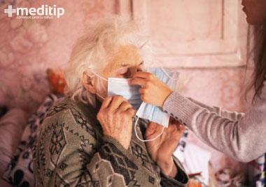 Riesgo para la salud de las partículas en suspensión: grupos vulnerables, mujer adulta mayor