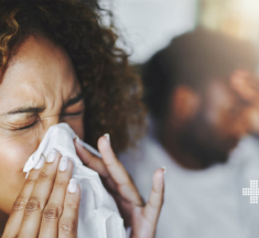 Tratamiento de la rinitis alérgica y no alérgica y confusión de síntomas