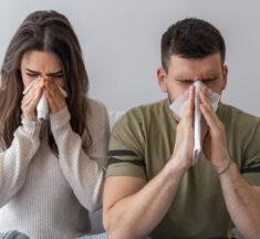 Manejo de síntomas nasales con lavado con solución salina: inflamación de la nariz y congestión por resfriado o rinosinusitis