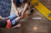 Manejo de heridas en niños: tratamiento en casa