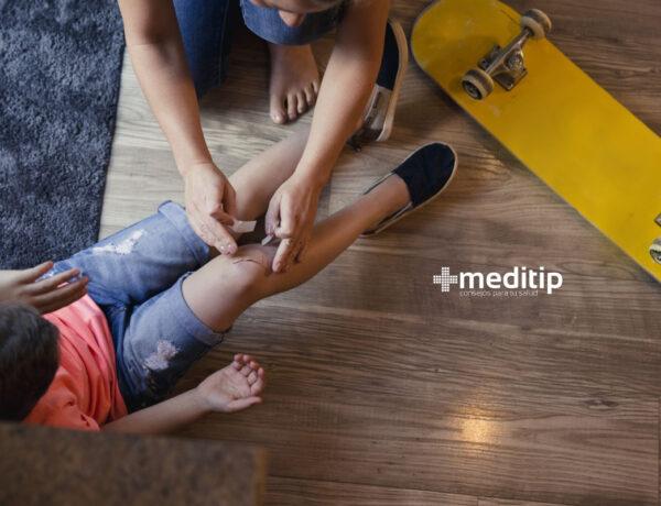 Manejo de heridas en niños: ¿Qué hacer cuando tu hijo tiene una lesión?